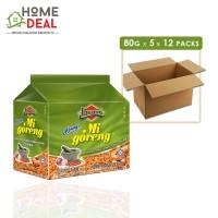 Ibumie - Mi Goreng Sambal Udang - 80 grams x 5 x 12 packs (Wholesale)
