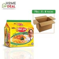 Ibumie - Baagus Mi Sup Soto Ayam - 75 grams x 5 x 8 packs (Wholesale)