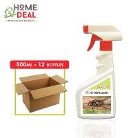 Pesso - Fly Repellent - 500 ml x 12 bottles (Wholesale)