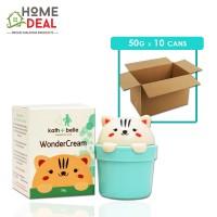 Kath + Belle - Wonder Cream - 50 grams x 10 cans (Wholesale)