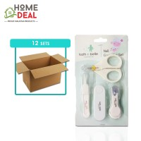 Kath + Belle - Nail Grooming Set - 12 sets (Wholesale)