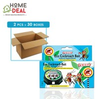 Pesso - Eco Cockroach Bait 2pcs x 30 boxes (Wholesale)