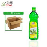 Kleenso - Green Apple Dishwashing Liquid 1L x 15 bottles (Wholesale)