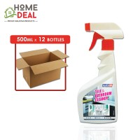 Kleenso - Tiles & Bathroom Spray Cleaner 500ml x 12 bottles (Wholesale)