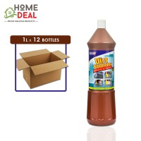 Kleenso - Dirt Remover (Brown) 1L x 12 bottles (Wholesale)