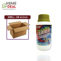 Kleenso - Non-Caustic Clog Remover 300g x 24 bottles (Wholesale)