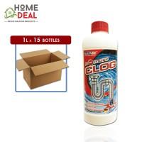 Kleenso - No More Clog 1L x 15 bottles (Wholesale)