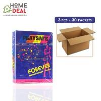 Playsafe - Forever Regular Condoms 3's x 30 boxes (Wholesale)