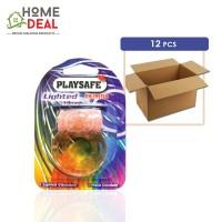 Playsafe - Easy Pack Lighted Vibradom 12pcs (Wholesale)