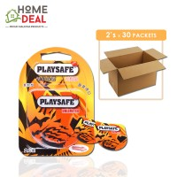 Playsafe - Easy Pack Dotted 2's x 30 packs (Wholesale)
