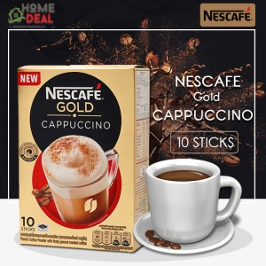 NESCAFE - Gold Cappuccino (10 sticks x 20.5g)