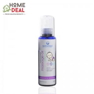 Sumanggi - Natural Baby Massage Oil 100ml