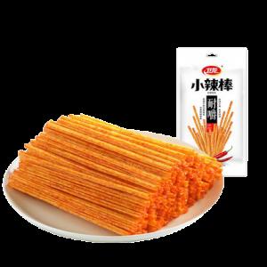 WeiLong Spicy Stick Big/Small (78g x 5 / 24g x 10) 卫龙大辣棒/小辣棒
