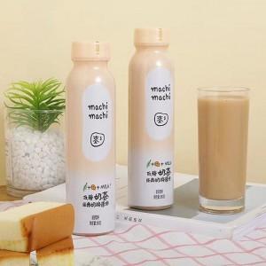 Machi x TigerSugar 350g (5 bottles) 麦吉奶茶x老虎堂 益生菌奶酪/经典奶酪原味/草莓味/黑糖奶茶
