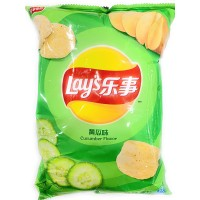 Lay's Potato Chips 40g/65g (Bundle) 乐事薯片黄瓜味/经典原味/麻辣锅味/青柠味/卤鸭脖味/浓奶糖味