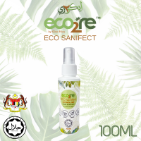 ECO2RE Eco Sanifect Alcohol Free Hand Sanitiser 100ML HALAL Sanitiser