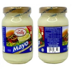 Telly Mayo All Purpose Dressing 230ml / Salad Dressing / Mayonis Serbaguna / Mayonnaise
