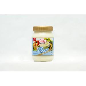 Telly Lite Mayo Oriental Recipe 230ml / Salad Dressing / Less Fat / Mayonnaise