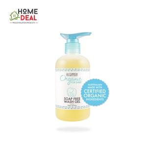 La Clinica (ORGANIC FOR BABY)- Soap Free Wash Gel 250ML / Gentle / ECZEMA Friendly