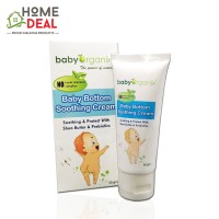 Baby Organix Baby Bottom Soothing Cream 50g (Baby Organix下部舒缓霜)