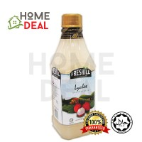 FRESHILL- Concentrate Drink/ Juice / Nutrition (Lychee) 1000ML  (Freshill-浓缩饮料(荔枝))