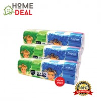 Nepia Tissues Value Pack: 12 Packages x 3 Packs (50´s / 2ply)  (妮飘纸巾)