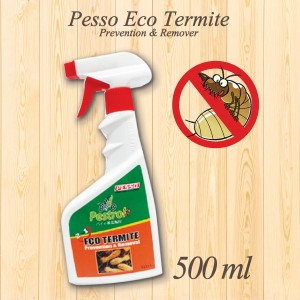 Pesso Eco Termite Prevention and Removal 500ml  (Pesso生态白蚁预防和清除500ml)
