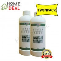 KLEENSO CEMENT REMOVER 1 LITRE (TWIN PACK) (Kleenso去除地泥剂1L双套)
