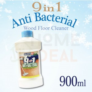 Kleenso 9 in 1 Wood Floor Cleaner 900ml (Kleenso 9合1木地板清洁剂)