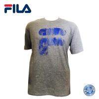 FILA 0303 Basic T Shirt (Grey) (斐乐0303灰色T恤)