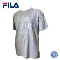 FILA 0310 Basic T Shirt ( Grey )  (斐乐0310灰色T恤)