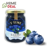 T-Time Blueberry Conserve Jam 450g (T-Time蓝莓果酱)