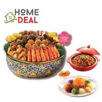 Dragon-i RM568 Prosperity Abalone Treasure Pot (6-8pax) (龙的传人 新春鲍鱼盘菜(6-8位))