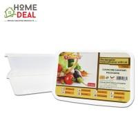 GoCod - Rectangular Food Container 750ml (GoCod 长方形食物容器)
